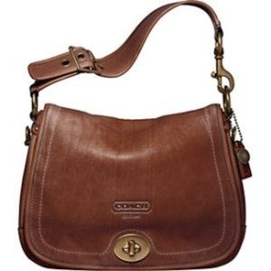 Coach 65th Anniversary Legacy Leather Flap 11134